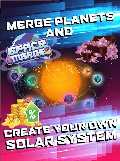 Space Merge: Galactic Idle Game screenshots 13