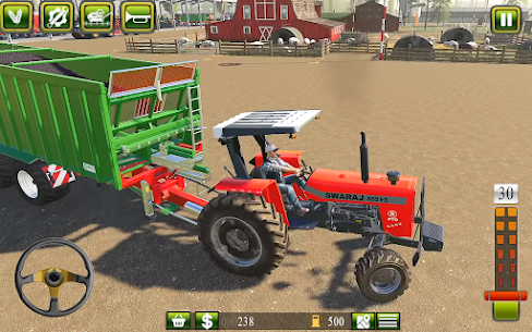 Free Real Farming  2021   Free Tractor Driving 3