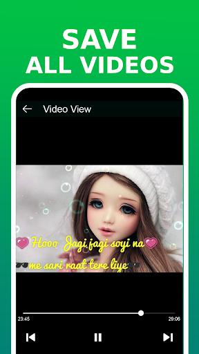 Status Saver for WhatsApp - Image Video Downloader 2.0.0 Screenshots 3