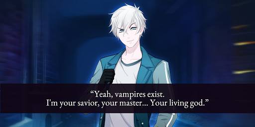 Moonlight Lovers: Ethan - Otome Game / Vampire 1.0.50 screenshots 1
