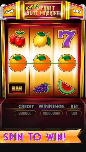 super fruit slot machine adventure game screenshot 1
