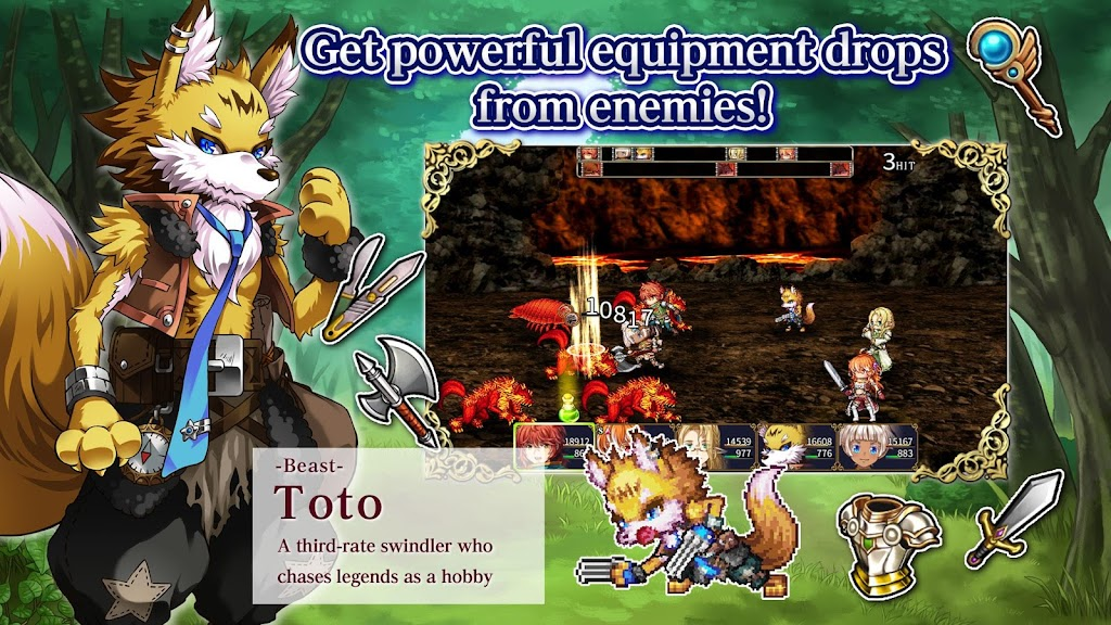 RPG Ruinverse MOD poster 19