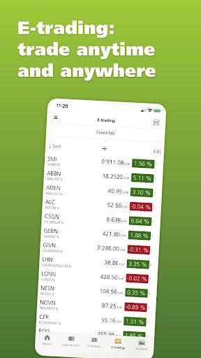 PostFinance Mobile 4.10.2 Screenshots 6