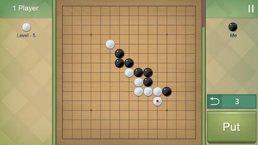 Renju Rules Gomoku screenshots 22