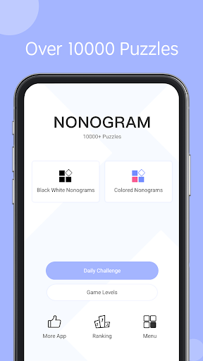 Nonogram - picture cross puzzle game 1.7.6 screenshots 1