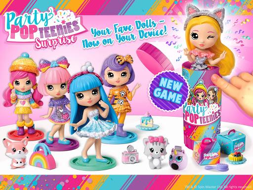 Party Popteenies Surprise - Rainbow Pop Fiesta 3.0.30008 screenshots 11