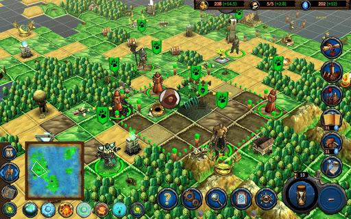 planar conquest - 4x turn based strategy screenshot 3