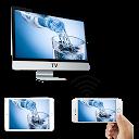 AndroidからTVへのmiracastアプリ