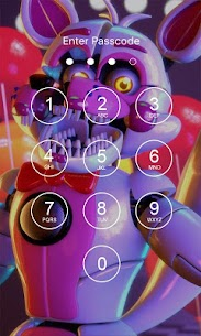 Funtime Foxy Lock Screen For Pc – Free Download 2020 (Mac And Windows) 1