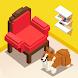 マイペットハウス:インテリアミニゲーム、愛らしい動物の家を飾る - Androidアプリ