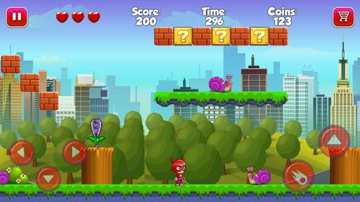Superhero Kids Mask City Adventure 1.0.1 screenshots 1