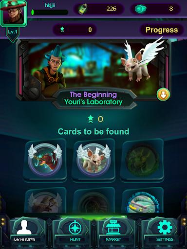 Apocalypse Hunters - Location based TCG game 1.9 screenshots 10