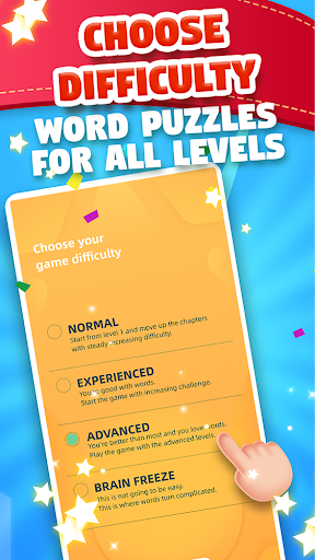 Wordly: Link Together Letters in Fun Word Puzzles apkmr screenshots 5