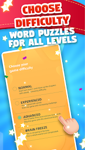 Wordly: Link Together Letters in Fun Word Puzzles 5