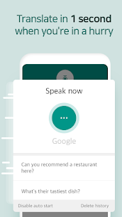 Talking Translator MOD APK 2.0.7 (Premium Unlocked) 10