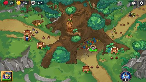 King of Defense 2: Epic Tower Defense  screenshots 2