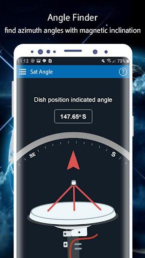 Satellite Finder (Area Calculator) Dish Pointer 1.0.6 Screenshots 12