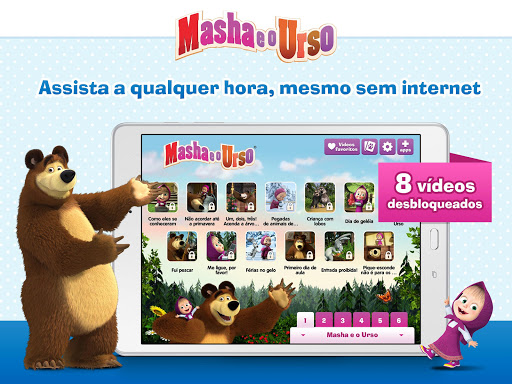 Masha e o Urso 3.9 Screenshots 10