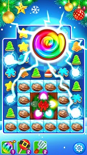 Christmas Cookie – Santa Claus's Match 3 Adventure 2