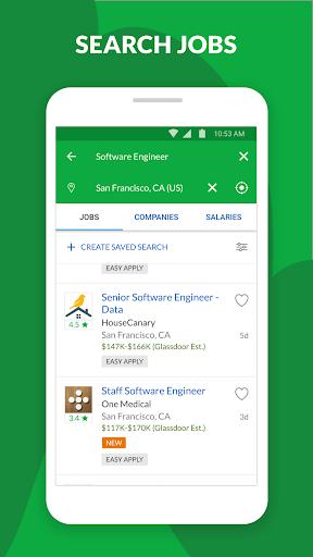 Glassdoor - Job search, company reviews & salaries  Screenshots 3