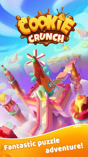 Cookie Crunch - Matching, Blast Puzzle Game 1.1.9 screenshots 1