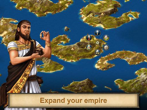 Grepolis - Divine Strategy MMO apkmr screenshots 4