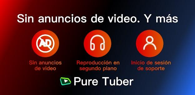 PureTuber v3.1.2.101 APK MOD (Premium Desbloqueado) 1