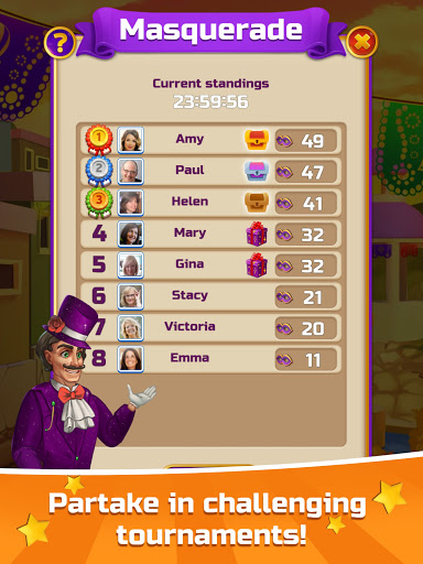 ud83cudfaaCircus Words: Free Word Spelling Puzzle  screenshots 7