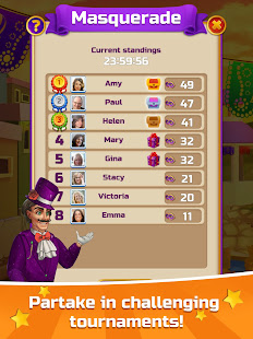 ud83cudfaaCircus Words: Free Word Spelling Puzzle 1.227.5 Screenshots 12