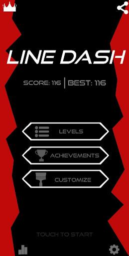 Line Dash: The Most Addictive Arcade Game apk 1.7 screenshots 1