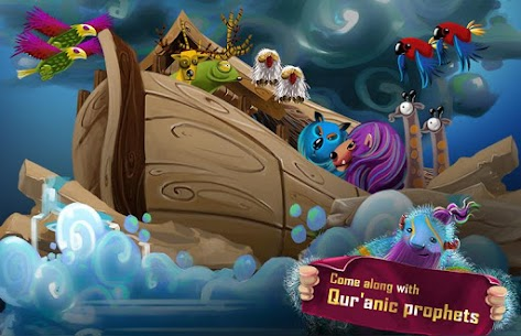 Quran Stories for Kids ~Tales of Prophets & Games 5