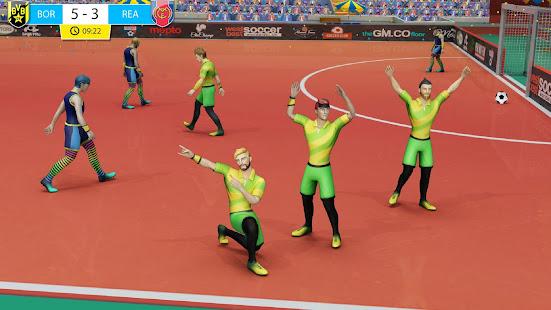 Indoor Soccer Games: Play Football Superstar Match 103 Screenshots 2