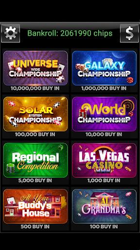Offline Poker - Texas Holdem 8.86 screenshots 2