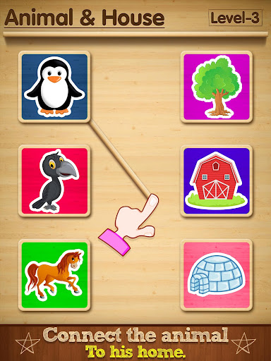 matching object educational game - learning games screenshot 1