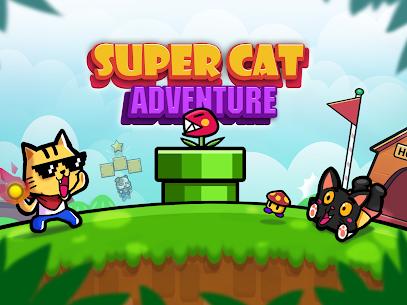 Super Cat Adventure 5