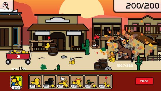 Schermata di Duck Warfare