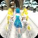 Ice Princess ❄️ Frozen Mountain Run