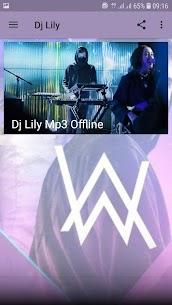 Dj Lily Alan Walker – Mp3 Offline 2.0 Android APK Mod Newest 2