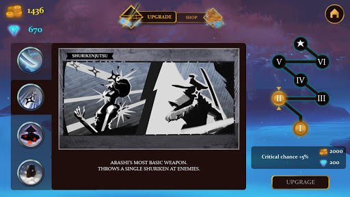 Ninja Arashi 1.4 Screenshots 5