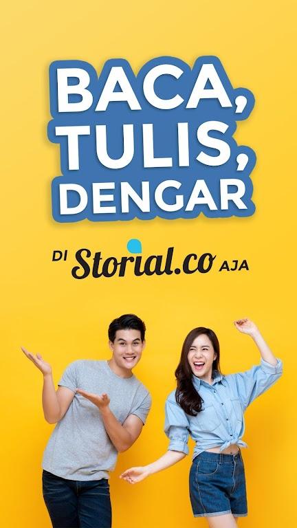Storial.co - Aplikasi Baca Novel Gratis  poster 7