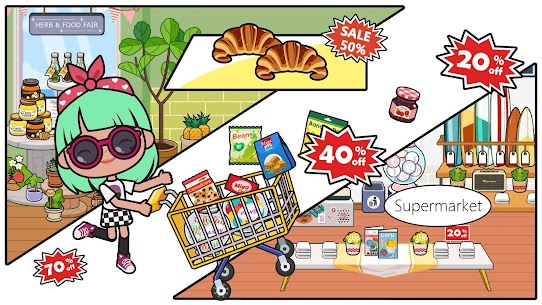How To Download Miga Town: My Store For PC (Windows 7, 8, 10, Mac) 2