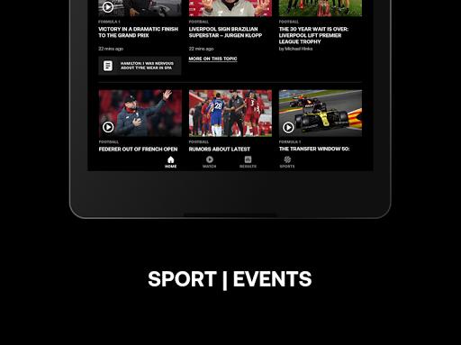 Eurosport: Sports News, Results & Scores 7.4.0 Screenshots 8