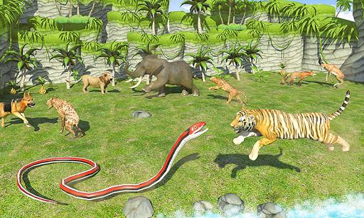 Real Battle War Strategy Of Animal 4 screenshots 2