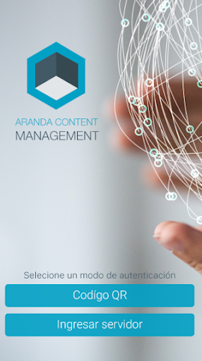 arandaemm content management screenshot 1
