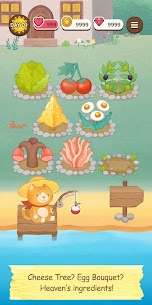 Cafe Heaven – Cat's Sandwich Mod Apk 1.2.6 (Free Shopping) 4
