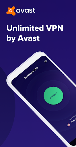 VPN SecureLine by Avast - Security & Privacy Proxy android2mod screenshots 1