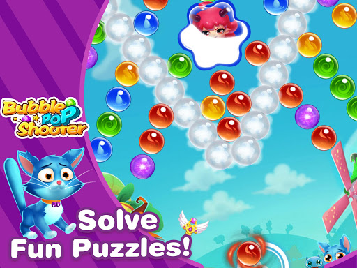 Bubble Shooter - Bubble Free Game apkpoly screenshots 23