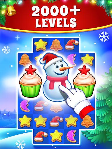 Christmas Cookie - Santa Claus's Match 3 Adventure 3.2.3 screenshots 8