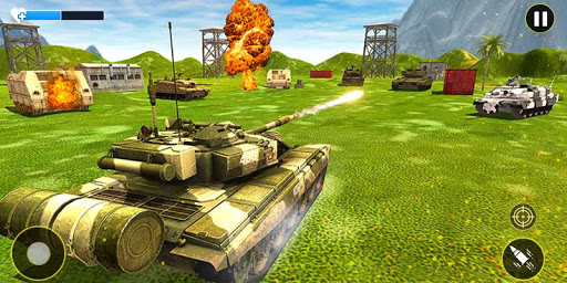 Tank vs Missile Fight-War Machines battle 1.0.7 de.gamequotes.net 4
