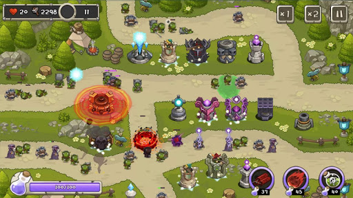 Tower Defense King modiapk screenshots 1